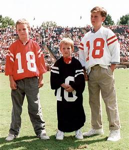 Peyton Manning - Peyton Manning's life, career in photos ...