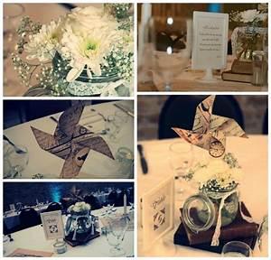 Deco Mariage Vintage : jolis mariages le blog d 39 h lo se bijoux de mari e ~ Farleysfitness.com Idées de Décoration