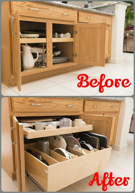 Roll Out Kitchen Solutions from ShelfGenie of Fort