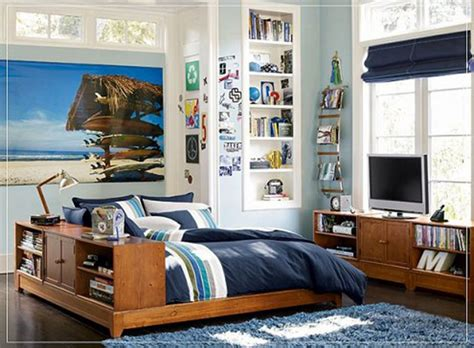 Boy's Bedroom Decor Ideas For Boy's