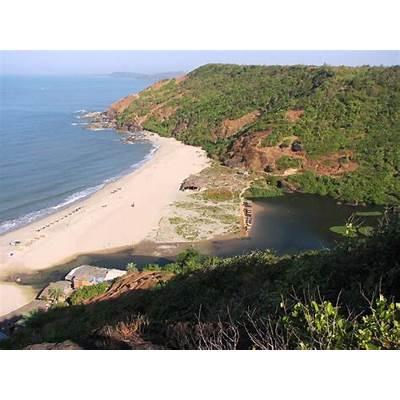 Universe Beauty: Arambol Beach Goa India