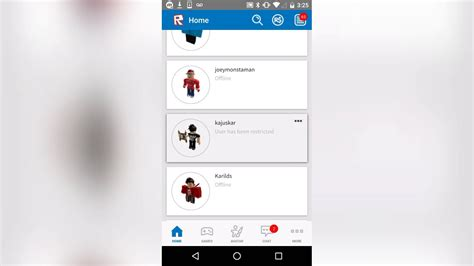 outdated roblox tutorials   unfriend restricted