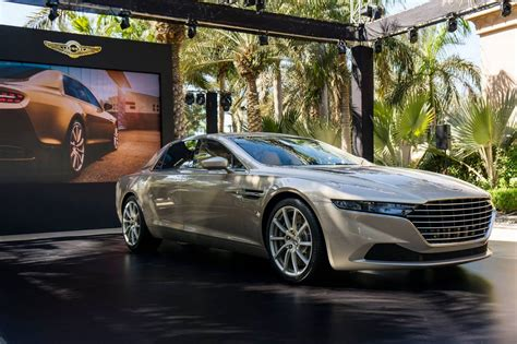 2018 Aston Martin Lagonda Taraf Unveiled In Dubai Gtspirit