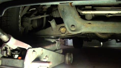 check ball joints  control arm loaded