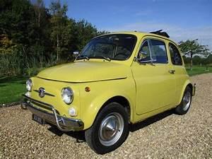 For Sale  U2013 Fiat 500r  U2013 Round Speedo Model  1973