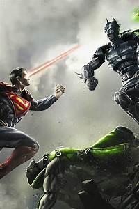 Batman vs Superman iPhone Wallpaper - WallpaperSafari