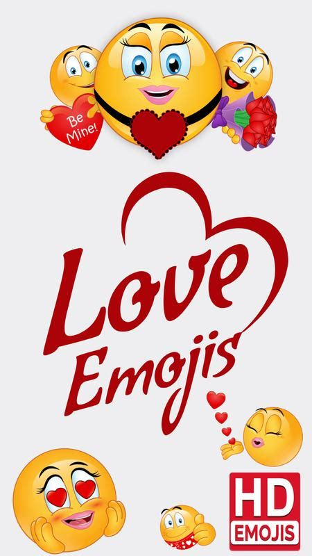 love emoji icons emoticons apk