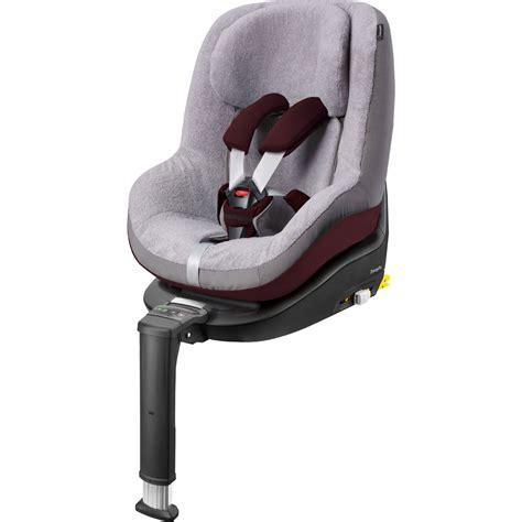 housse de siege auto bebe confort housse eponge pour siège auto pearl cool grey de bebe
