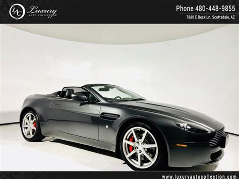 electric power steering 2008 aston martin vantage navigation system 2008 aston martin vantage convertible sportshift navigation red calipers parking sensors