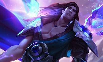 Legends League Taric Support Removed