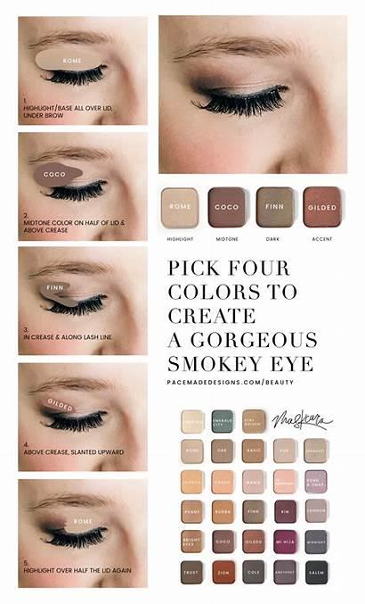 Maskcara Eyeshadow Beauty Looks Eye Makeup Shadow