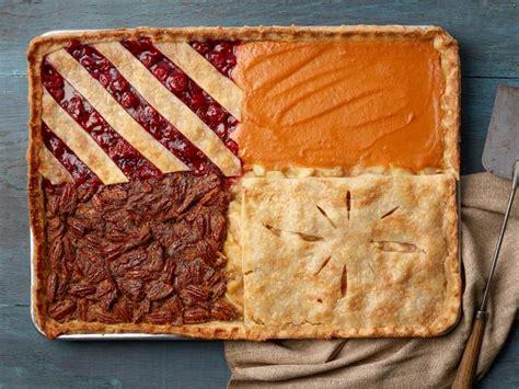 flavor sheet pan pie recipe food network kitchen