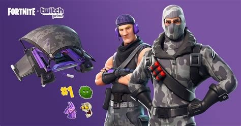 fortnite  exclusive twitch prime pack havoc