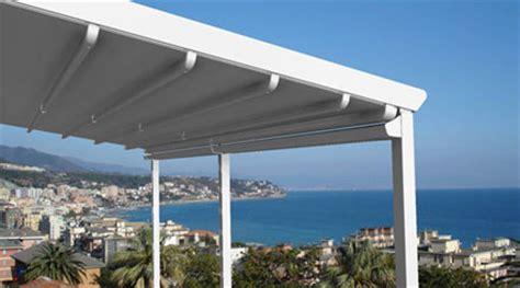 tettoie moderne strutture in alluminio venezia treviso lino