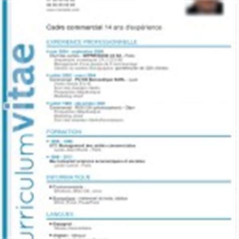 modele cv cadre commercial mod 232 les cv responsable de magasin mod7le cv