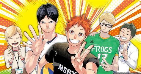 Haikyuu To End Manga On July 20 2020 Leaving Fans In