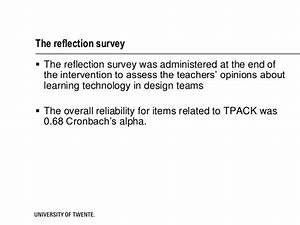 TPACK development in teacher design teams: assessing the ...