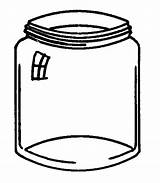 Mason Clipart Jars Jar Coloring Drawing Pages Glass Clip Clipartmag Printable Bulk Bulkcolor sketch template