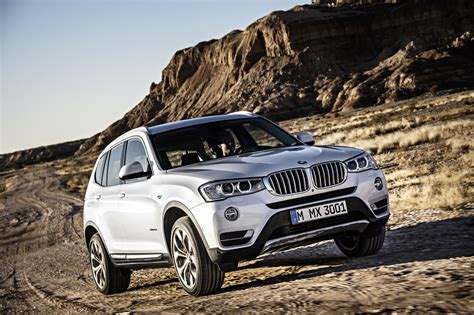 2016 Bmw X3 Review, Ratings, Specs, Prices, And Photos