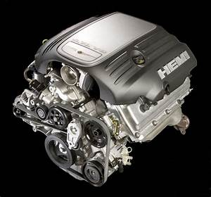 2006 Dodge Charger 5 7l V8 Hemi Engine   Pic    Image