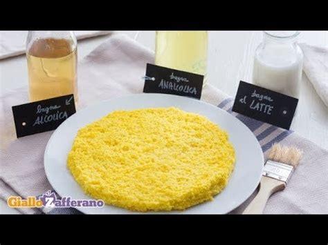 Bagna Per Pan Di Spagna Analcolica Bagna Per Pan Di Spagna Analcolica Alcolica E Al Latte