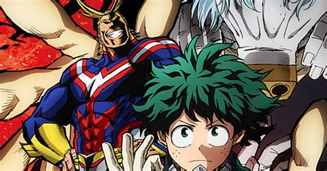 Telecharger My Hero Academia The Two Heroes Film Zone