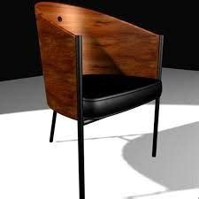 quot costes chair quot philippe starck 1982 piacenza