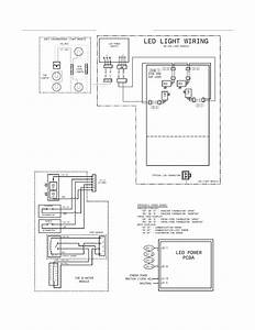 Frigidaire Model Fghb2844lf7 Bottom