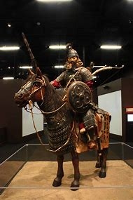 Mongol Weapons and Armor