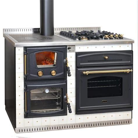 piano de cuisine la cornue elektra réf chauffage cuisinières à bois espace