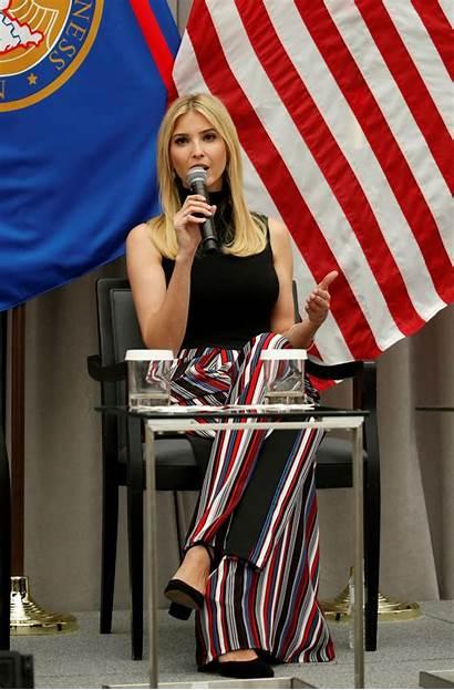 Trump Ivanka Speech Ibtimes Sg Ces