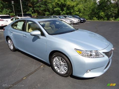 lexus blue 2013 cerulean blue metallic lexus es 350 70474324 photo