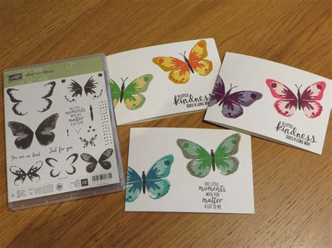Maybe you would like to learn more about one of these? CraftyCarolineCreates: Watercolor Wings Card Showcase Tutorial, Stampin Up UK Watercolour Wings
