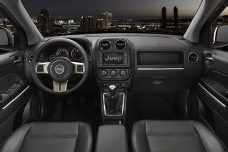 fiche technique jeep compass  crd  fap limited