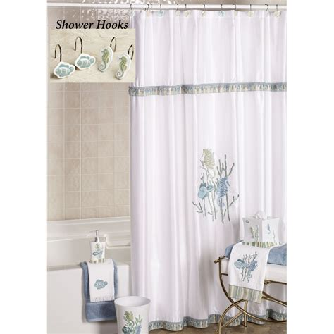 sea life bathroom window curtains curtains blinds