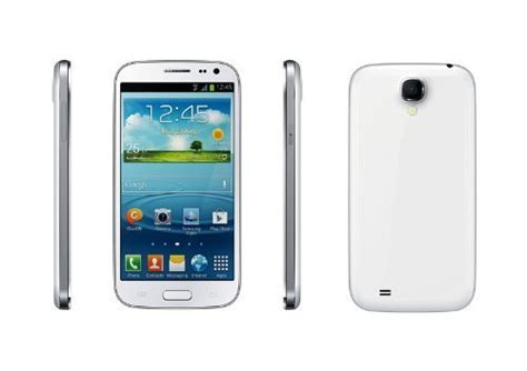 Unlocked Quadband Dual Sim Android 4.2 Os With 4.7 Inch
