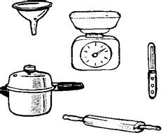 dessin d ustensiles de cuisine dessin d 39 ustensiles de cuisine 5