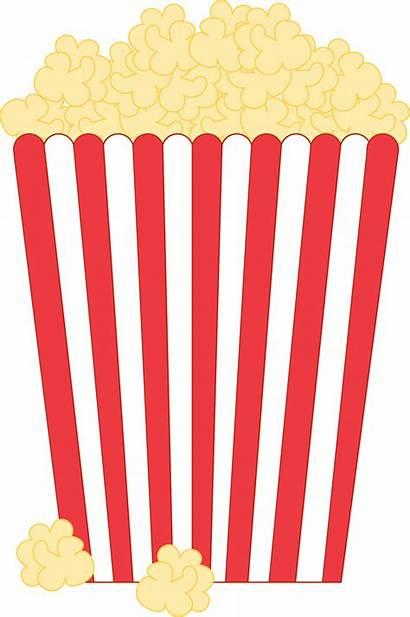 Clipart Carnival Cliparts Clip Popcorn Library