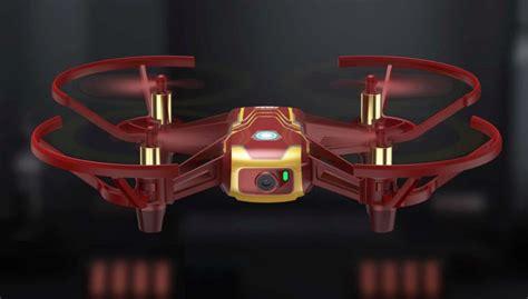 ryze tech umumkan drone dji tello iron man edition portal berita teknologi
