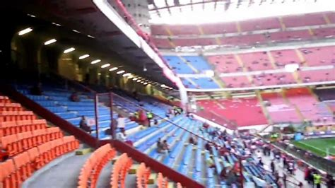 Stadio San Siro Ingresso 7 by Ingresso A San Siro Derby 7 10 12 Milan Inter 0 1
