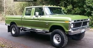 1973 Ford F250 Highboy Crew Cab