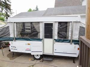 How to renovate a pop up trailer for under