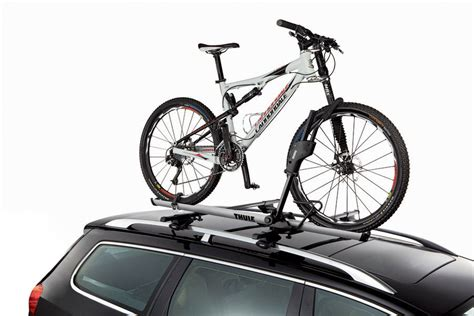 roof rack bike carrier roof mount bike racks rack attack
