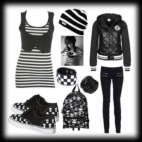 Best 25+ Cute emo clothes ideas on Pinterest | Emo clothes ...