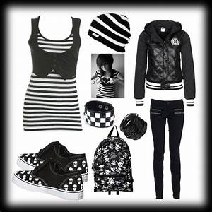 Best 25+ Cute emo clothes ideas on Pinterest | Emo clothes for girls Mall outfit and Punk rock ...