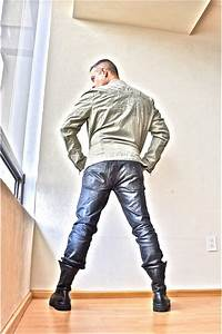 Menu0026#39;s Black Military Boots Black Jeans | u0026quot;what is my next dream?u0026quot; by SergioCarrascal | Chictopia