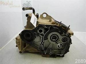 04 Suzuki Eiger Lta400 400 Engine Cases Crankcase