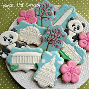sugar dot cookies favors gifts middletown md With decorated sugar cookies for weddings
