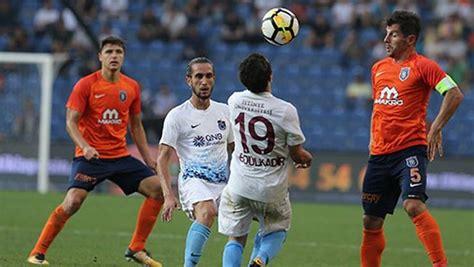 Bordo mavili ekibin, aek ile oynayacağı eşleşmenin iki maçı da trt spor tarafından naklen yayınlanacak. Trabzonspor Başakşehir maçı saat kaçta, hangi kanalda ...