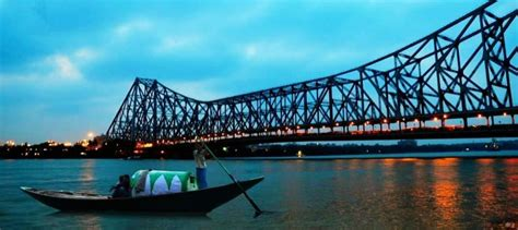 Boat Ride On Ganges In Kolkata by 10 Destinations For Cruise Vacations In India